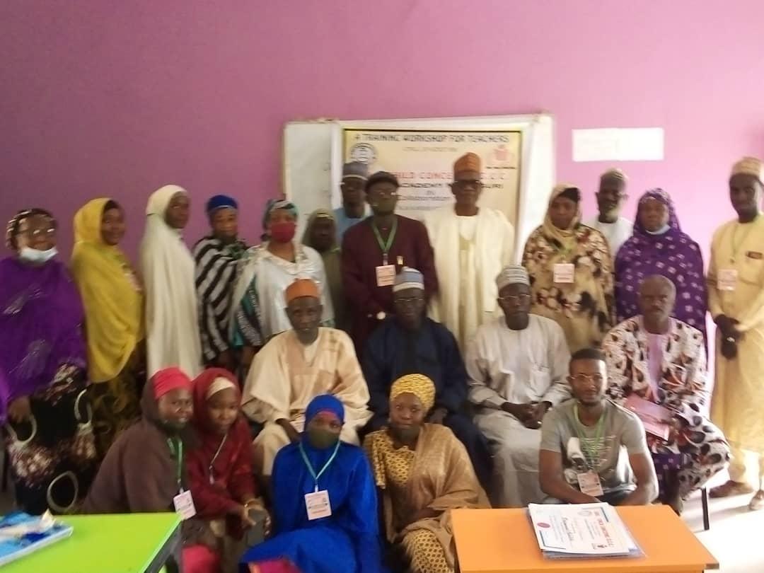 One-day sensitization workshop for teachers